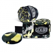 Buy Excalibur Nylon Handwraps 3.5m Camouflage Yellow online at Shopcentral Philippines.