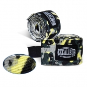 Buy Excalibur Cotton Handwraps 3.5m Camouflage Yellow online at Shopcentral Philippines.