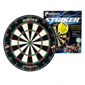 Buy Unicorn 79415 Striker Bristle Dartboard with Dart Set online at Shopcentral Philippines.