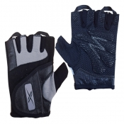 Buy X Power Weighlifting Gloves Blue Open Back online at Shopcentral Philippines.