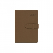 Buy 2019 Compact Weekly Diary Brown online at Shopcentral Philippines.