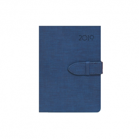 Buy 2019 Compact Weekly Diary Navy Blue online at Shopcentral Philippines.