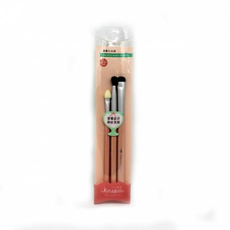Buy Kinepin 3pcs Smoked  Eye Brushes  online at Shopcentral Philippines.