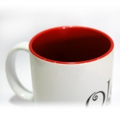 Buy INNER COLOR MUG Red online at Shopcentral Philippines.