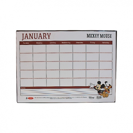 Mickey Desk Planner Big Design 1 For Php159 80 Available On