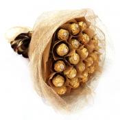 Buy 2 Dozen Ferrero Bouquet  online at Shopcentral Philippines.