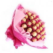 Buy 3 Dozen Ferrero Red Bouquet  online at Shopcentral Philippines.