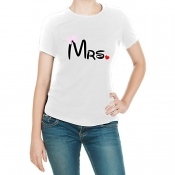 Buy Mrs. T-shirt online at Shopcentral Philippines.