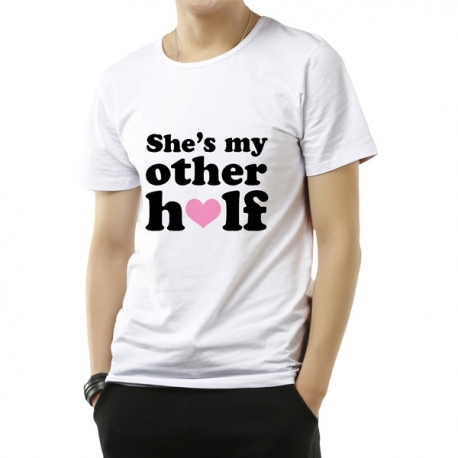 Buy She's My Other Half online at Shopcentral Philippines.