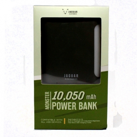 Buy Jaguar 10050mAh Powerbank Army Green online at Shopcentral Philippines.