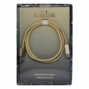 Buy Midas C Micro USB Cable C.Gold online at Shopcentral Philippines.