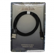 Buy Midas C Micro USB Cable J.Black online at Shopcentral Philippines.