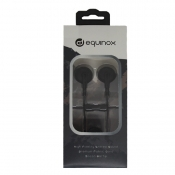 Buy Equinox Wired Earphone Jet Black online at Shopcentral Philippines.