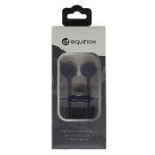 Buy Equinox Wired Earphone Blue online at Shopcentral Philippines.