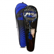 Buy Elite Badminton Set TL016-BL with 3 pcs shuttlecock online at Shopcentral Philippines.
