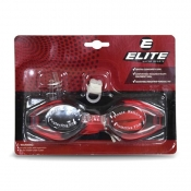 Buy Elite Goggles BL826 RD/BK (with flexible clip) online at Shopcentral Philippines.