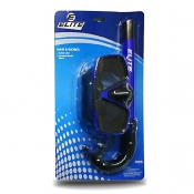 Buy Elite M33S60 Junior Mask and Snorkel Set Black/Blue online at Shopcentral Philippines.