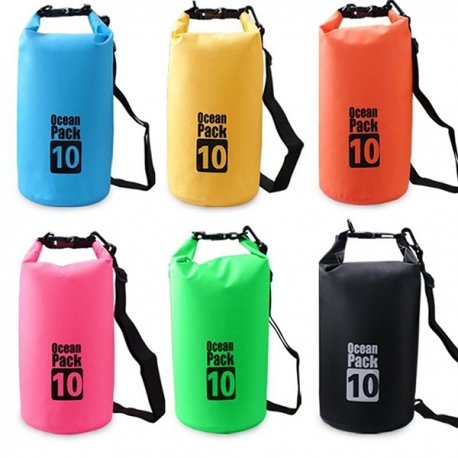 Buy 10L Ocean Pack Waterproof Dry Bag  online at Shopcentral Philippines.