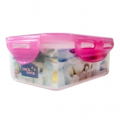 Buy Lock & Lock HPL814 Food Container 16oz online at Shopcentral Philippines.