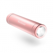 Buy Yoobao 2,500 mAh with LED Flashlight online at Shopcentral Philippines.