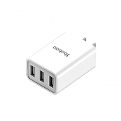 Buy Yoobao 3 USB Adapter online at Shopcentral Philippines.