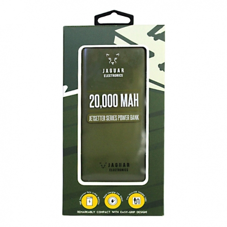 Buy Jaguar 20000mAh Powerbank online at Shopcentral Philippines.