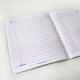 Avanti K-12 Color Coding Writing Notebook Set of 8