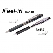 Buy Pentel I Feel-It! BX437 Ballpoint Pens online at Shopcentral Philippines.