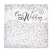 Buy Acefree Sterling Album - Our Wedding (Silver) online at Shopcentral Philippines.
