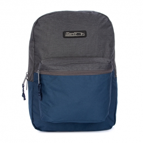 Buy Hawk Durashield Grey/Blue Backpack online at Shopcentral Philippines.