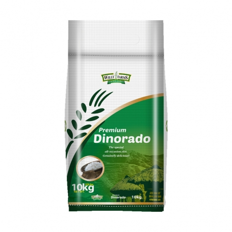 Buy Willy Farms Dinorado 10kg online at Shopcentral Philippines.