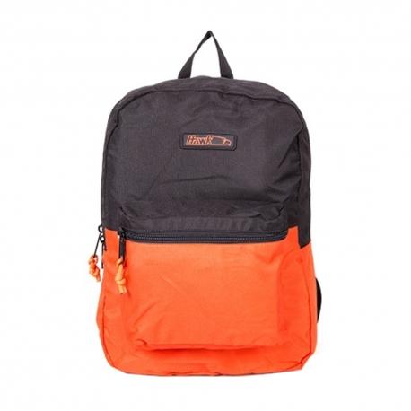 Buy Hawk Backpack Black/Orange online at Shopcentral Philippines.
