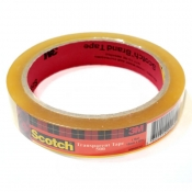Buy 3M Scotch Transparent Tape 18mm x 50m 500 online at Shopcentral Philippines.