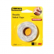 Buy 3M Scotch Double Sided Tape Blister 18mm x 10m online at Shopcentral Philippines.