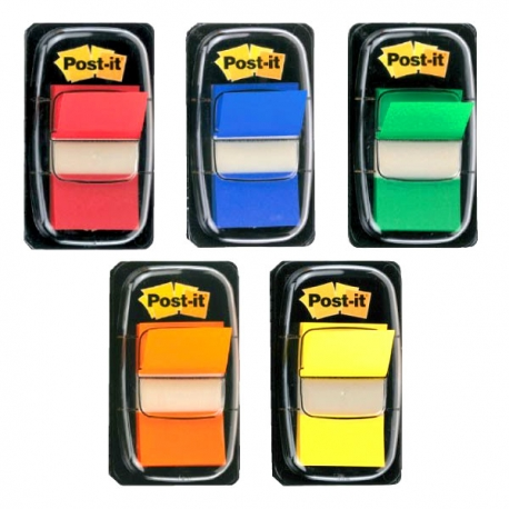 """Buy 3M Post-it Flags 1"""" x 1.7"""" online at Shopcentral Philippines."""