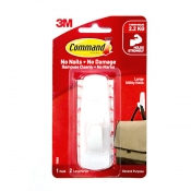 Buy 3M Command Large Utility Hooks 2.2kg online at Shopcentral Philippines.
