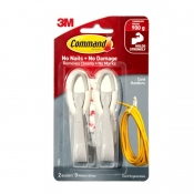 Buy 3M Command Cord Bundlers 900g online at Shopcentral Philippines.