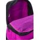 Hawk Everyday Backpack With Durashield Fabric  (Black/Magenta)