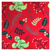 Buy Sterling Christmas Mickey Mouse Flat Wrappers Red Silho online at Shopcentral Philippines.
