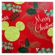 Sterling Christmas Mickey Mouse Flat Wrappers Leaves