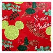 Buy Sterling Christmas Mickey Mouse Flat Wrappers Leaves online at Shopcentral Philippines.