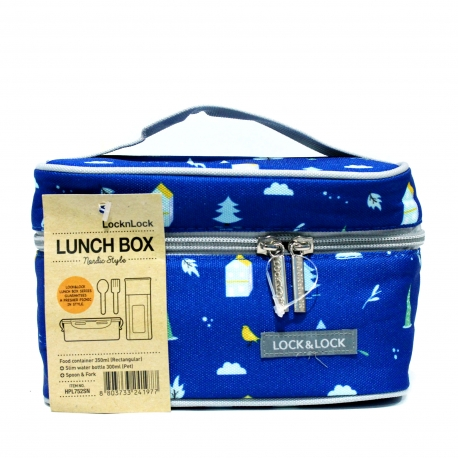 Buy Lock & Lock Christmas Set Lunch Box HPL752SN online at Shopcentral Philippines.