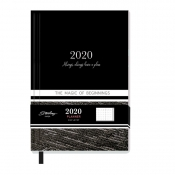Buy Sterling 2020 New Beginnings Hardbound Diary Design 4 online at Shopcentral Philippines.