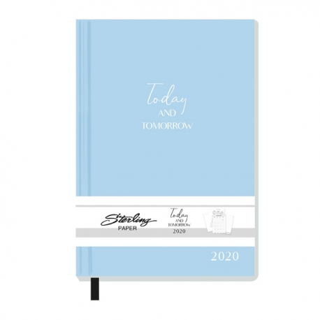 Buy Sterling 2020 Today and Tomorrow Hardbound Diary Design 2 online at Shopcentral Philippines.