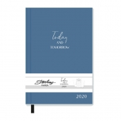 Buy Sterling 2020 Today and Tomorrow Hardbound Diary Design 4 online at Shopcentral Philippines.