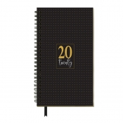 Buy Sterling 2020 Softbound Wire-O Diary F250103087 Design 2 online at Shopcentral Philippines.
