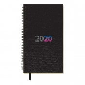 Buy Sterling 2020 Softbound Wire-O Diary F250103087 Design 3 online at Shopcentral Philippines.