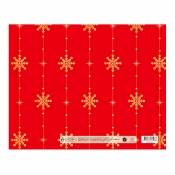Buy Sterling Christmas Flat Wrappers Red Snowflake online at Shopcentral Philippines.