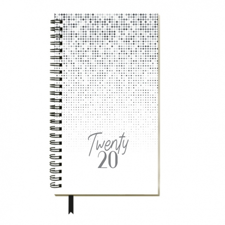 Buy Sterling 2020 Softbound Wire-O Diary F250103087 Design 4 online at Shopcentral Philippines.