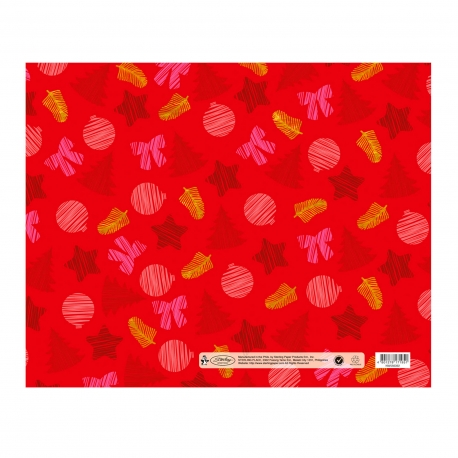 Buy Sterling Christmas Flat Wrappers Red Icons online at Shopcentral Philippines.